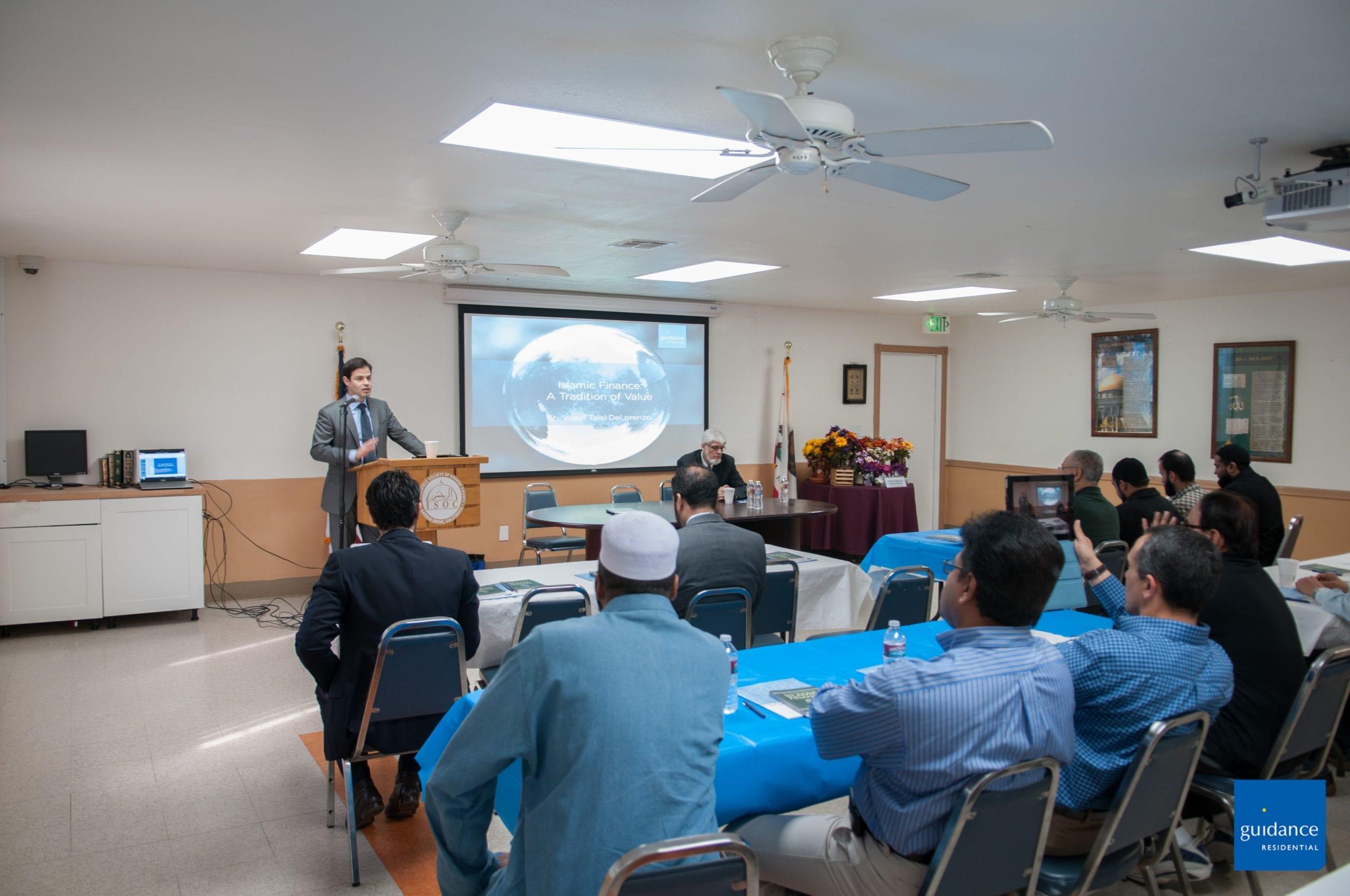 Shaykh Yusuf DeLorenzo - California - Guidance Residential 11