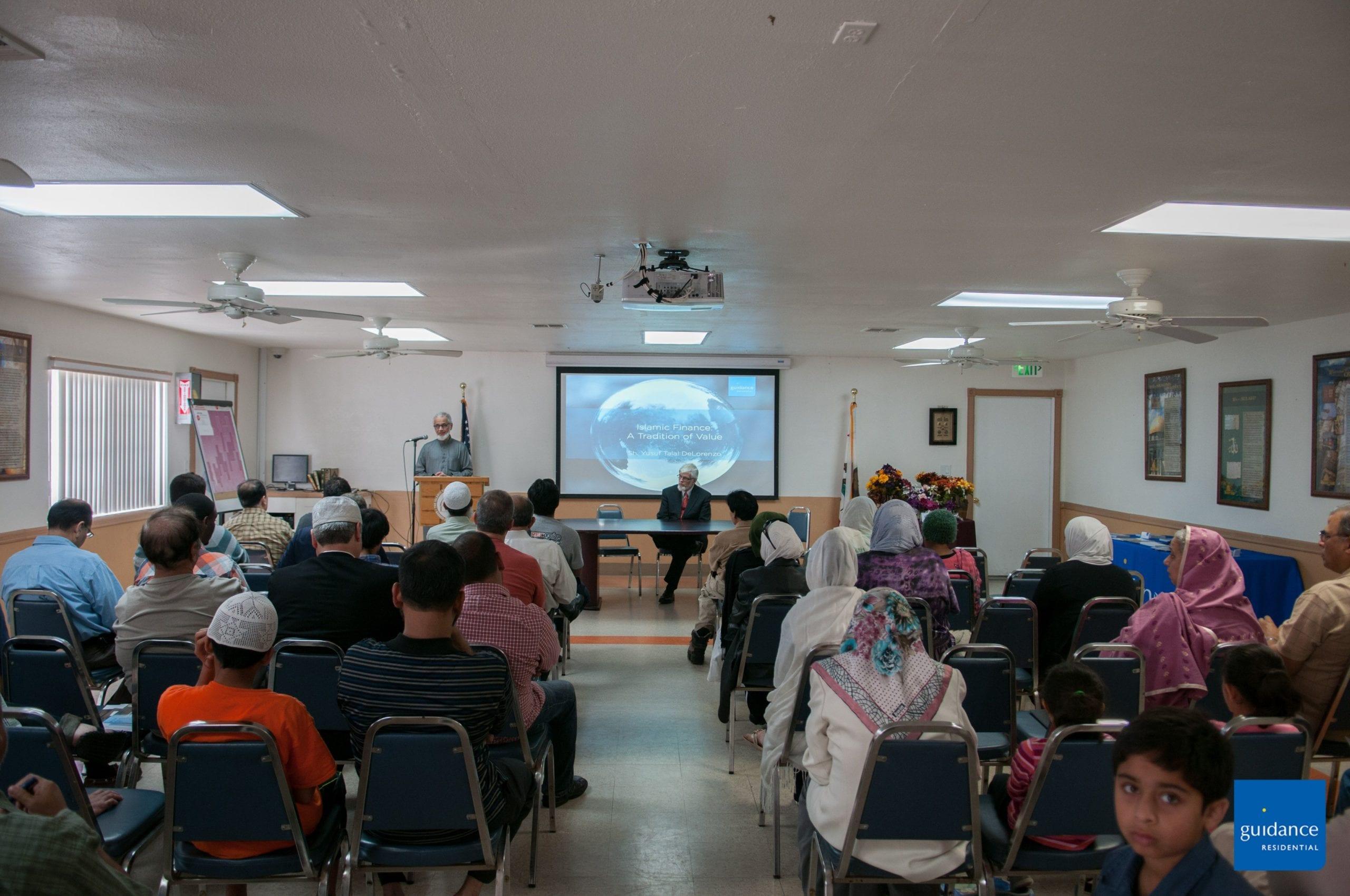 Shaykh Yusuf DeLorenzo - California - Guidance Residential 5