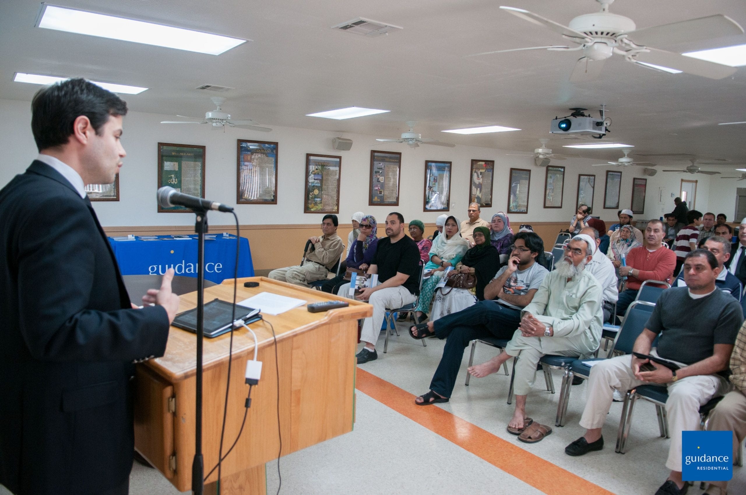 Shaykh Yusuf DeLorenzo - California - Guidance Residential 2