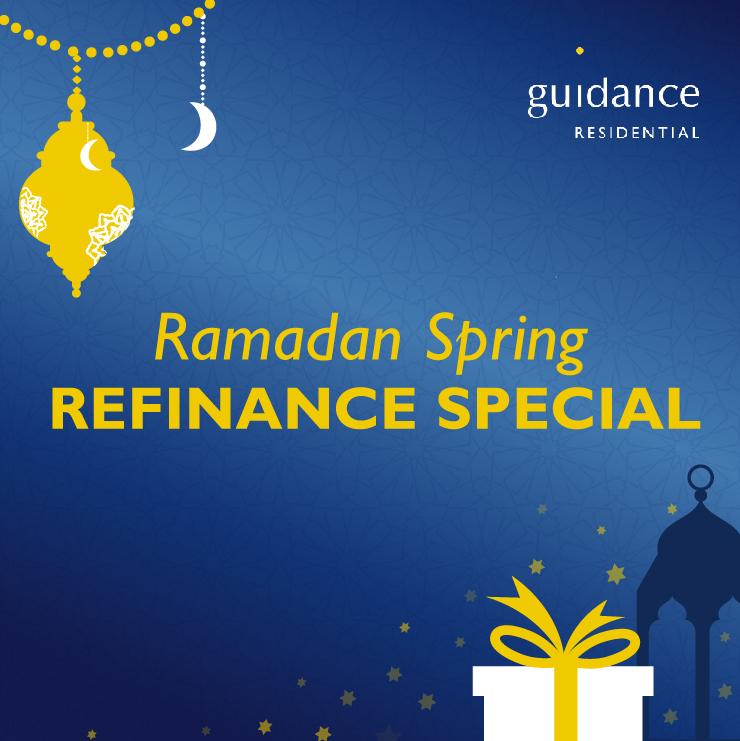 Ramadan spring refinance special image